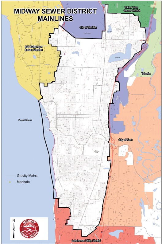 District Map | Midway Sewer District on vancouver city map, wright county city map, okemah city map, dumas city map, duvall city map, bainbridge island city map, fife city map, pierre city map, newton city map, ferguson city map, council bluffs city limits map, grimes city map, lowell city map, clive city map, black hawk city map, st. louis city map, indianapolis city map, tulsa city map, minneapolis st paul city map, el paso city map,
